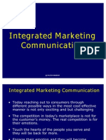 Integrated Marketing Communications Latest
