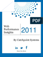 Web Performance Insights 2011