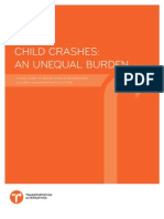 Child Crashes an Unequal Burden-1