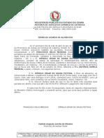 Acordo de Alimentos - Francisca e Rômulo