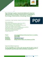 ECN energielabels Europa