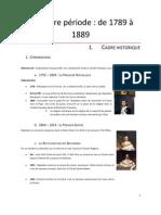 Franse Letterkunde - Historisch Deel