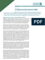 Finanční situace v Řecku (dokument v AJ)