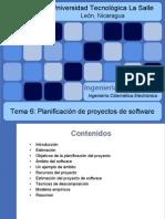 Tema6-Planificación de proyectos de software