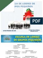 Escuela de líderes de Grupos Pequeños