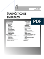 1. DIAGNÓSTICO DE EMBARAZO