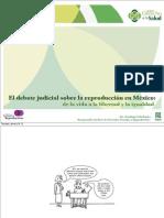 El debate judicial sobre la reproducción en México