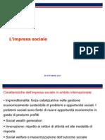 Impresa sociale