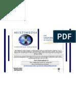 Multimedia Certificate Program!