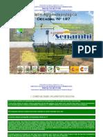 1er Decadal Enero 2012-Valles-La Paz Centro, Cochabamba Sucre, Tarija, Monteagudo Valle Grande