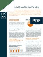 Trends in Cross-Border Funding