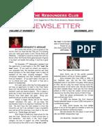 Dec 11 Newsletter
