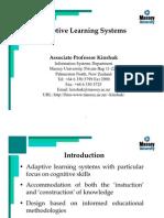 Adaptative Learning