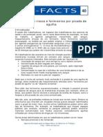 Avaliação Riscos Picadas Agulhas_OSHA EU