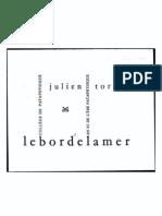 Le Bord de La Mer - Julien Torma (1955)