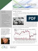 LTI newsletter November 2011