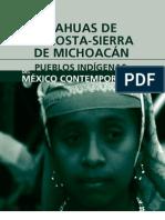 Nahuas Costa-sierra Michoacan