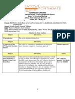 Board of Directors Minutes 6.8.11Final