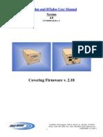 Manual FGR Plus RE