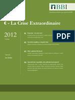 Měsíčník Global Macro BBI 1-2012