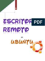 Conexion Remota Ubuntu
