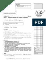 AQA-CHM4-W-QP-JAN03