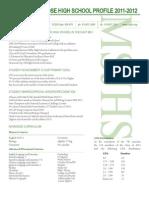 Mission Profile 2011-12