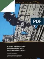 CDA Cubas New Resolve