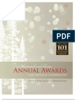 Awards Program 2011