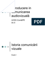 Comunicare Audiovizuala Curs I