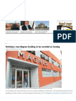 Berkeleyside-Berkeley's new Magnes building to be unveiled on Sunday