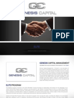 Genesis Capital Brochure