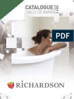 Catalogue Richardson