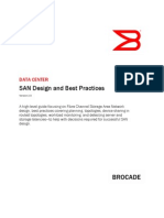 San Design Best Practices Guide