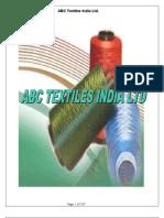 ABC Textile India Ltd