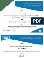 2012 Beta Fulbright Presentation -Indonesia FINAL -- UW
