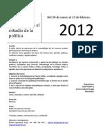 Portada Taller 2012