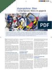 Application of Contemporary Fibres in Apparel - Dyeable Polypropylene Fibre