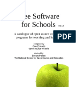 Free Software for Schools