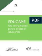 Oferta Flexible Educame - Imprenta