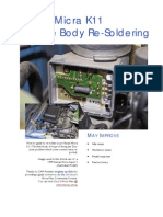 Cg13de Throttle Body Re Soldering Guide