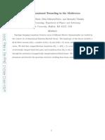 Jose J. Blanco-Pillado, Delia Schwartz-Perlov and Alexander Vilenkin- Transdimensional Tunneling in the Multiverse