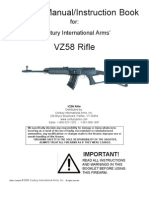 Century VZ 2008 Rifle Manual 2