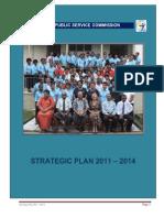 Fiji - Public Service Commission - Strategic Plan 2011 to 2014