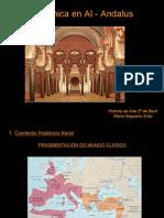 Power Point. Arte Islámica en Al - Andalus