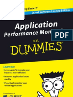 Application Perf Monitoring for Dummies
