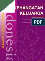 Kehangatan Keluarga Indonesia