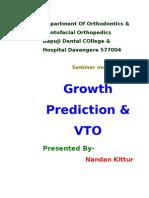 Growth Prediction