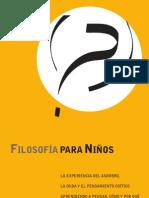 Folleto filosofia-2007