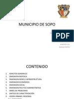 Municipio de Sopo Presentacion